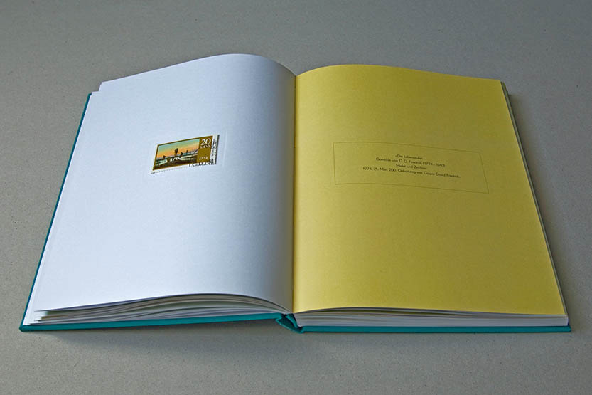 Birgit Schuh_Briefmarke-Bildende Kunst-Landschaft_Foto-LisaStagge