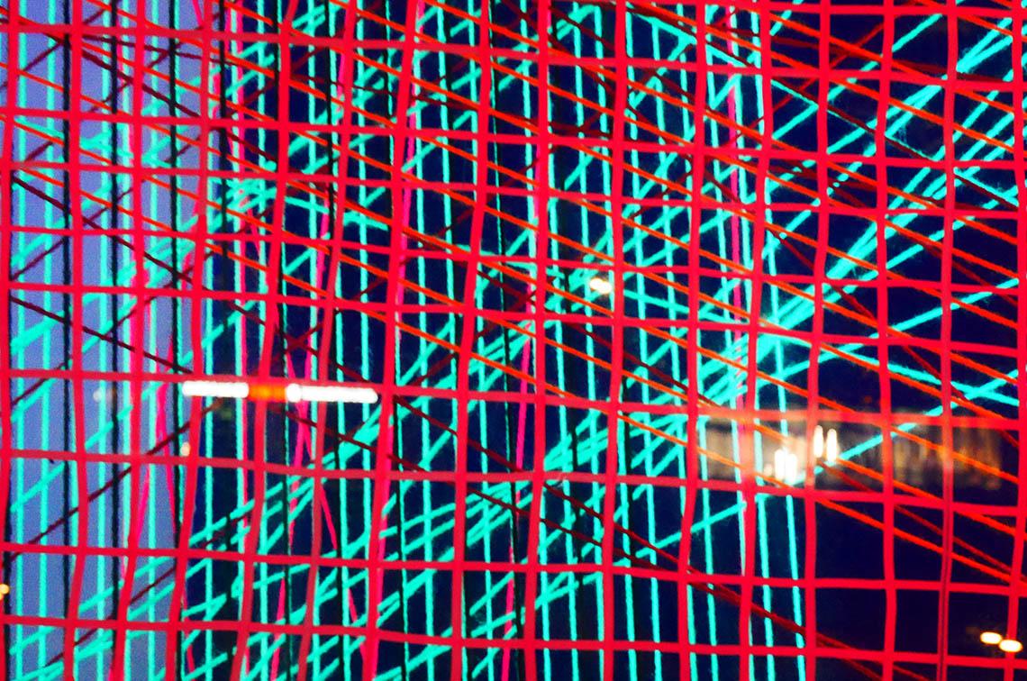 Birgit Schuh: GRID Kunstfenster #19 Goethe-Institut Rotterdam 2019